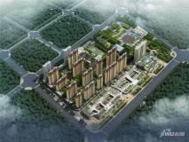 建业森林半岛,3室2厅110平 毛坯 中高层